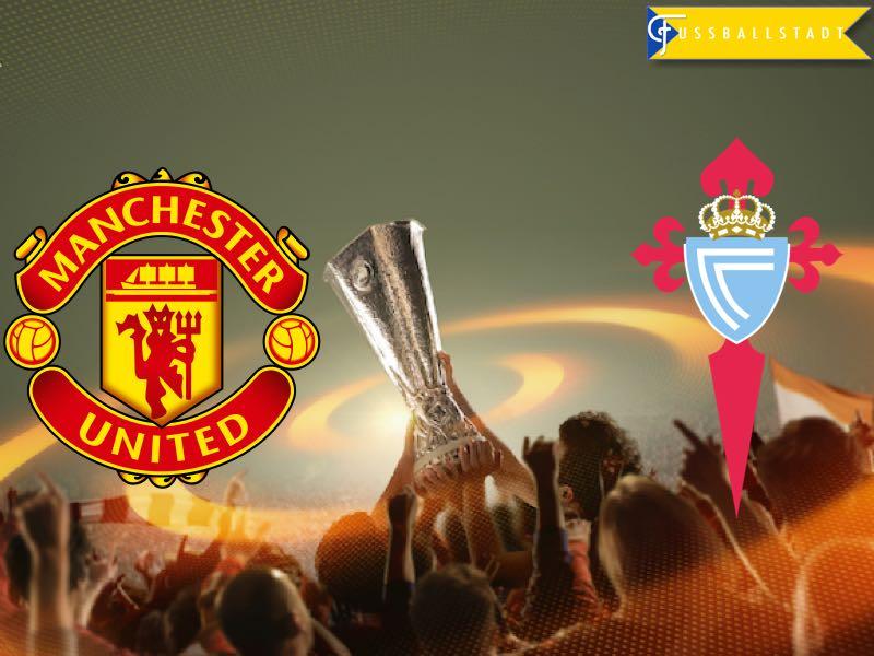 Manchester United vs Celta Vigo – Europa League Preview