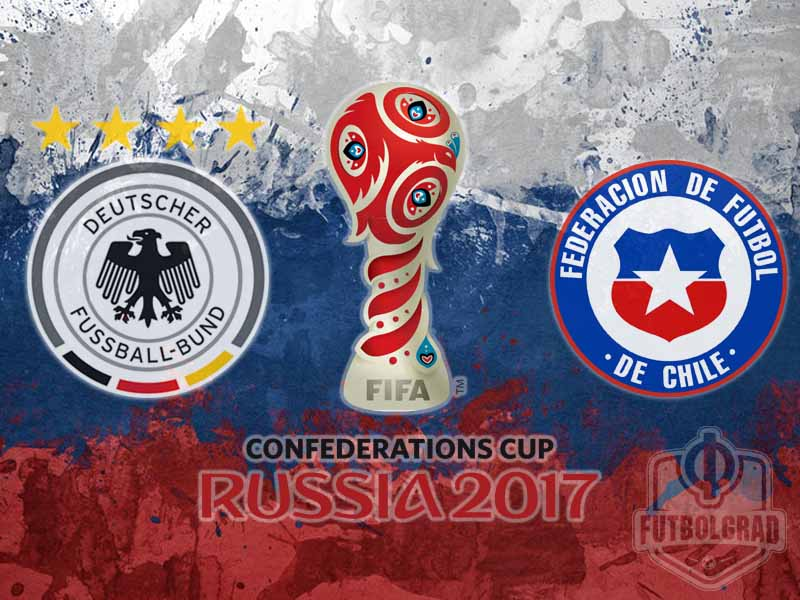Germany vs Chile — Confederations Cup Preview
