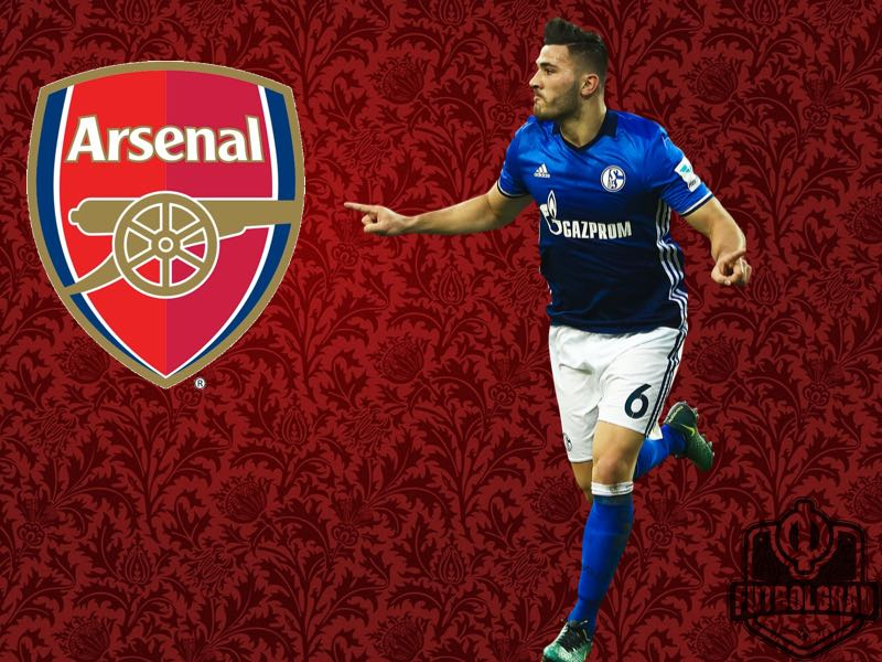 Sead Kolašinac – Arsenal Transfer Highlights Schalke's Problems