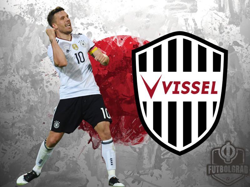 Lukas Podolski – Germany's Star is Big in Japan