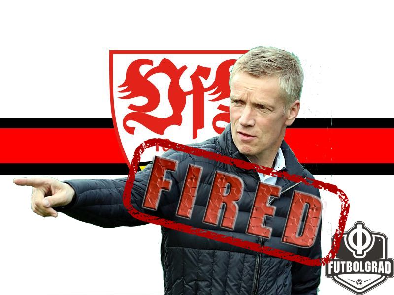 Jan Schindelmeiser Fired – Stuttgart Choose a Path of Uncertainty