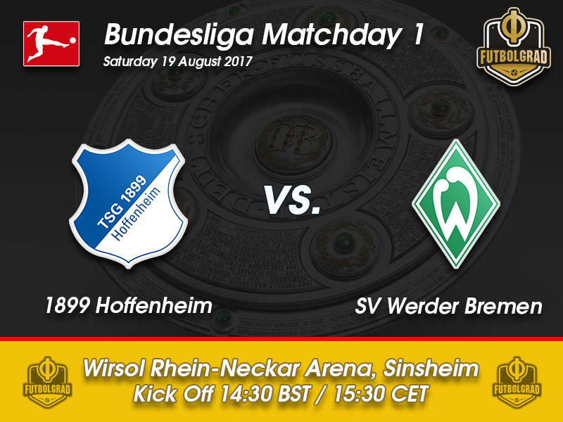 Hoffenheim v Werder Bremen – Live