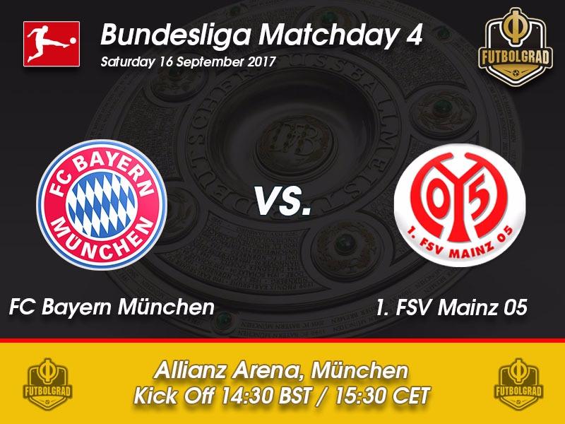 Bayern vs Mainz – Bundesliga Preview