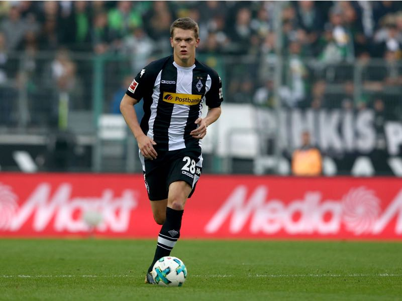 Matthias Ginter faces his former club for the first time. (Photo by Christof Koepsel/Bongarts/Getty Images)