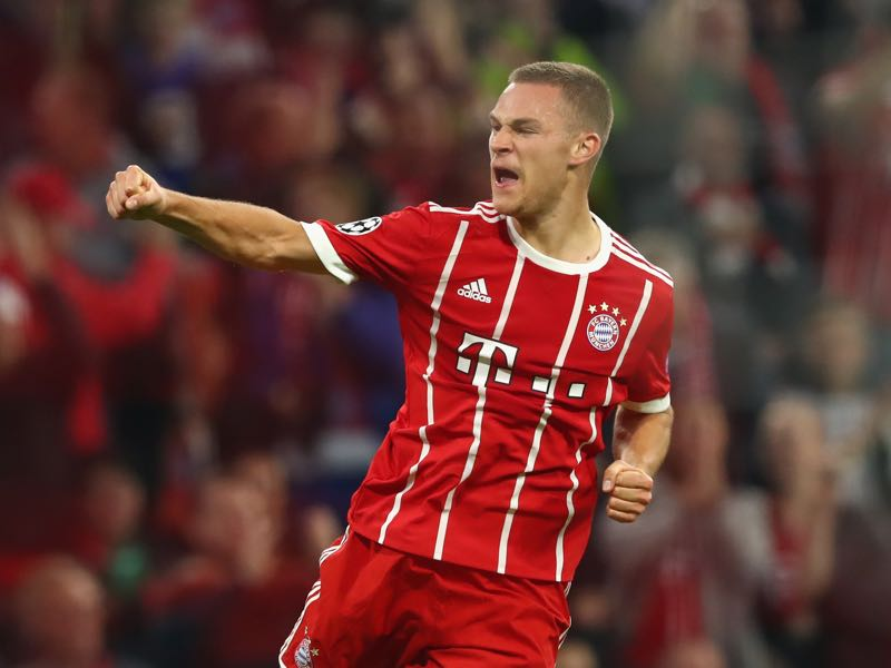 Joshua Kimmich is a world star in the making. (Photo by Alexander Hassenstein/Bongarts/Getty Images)