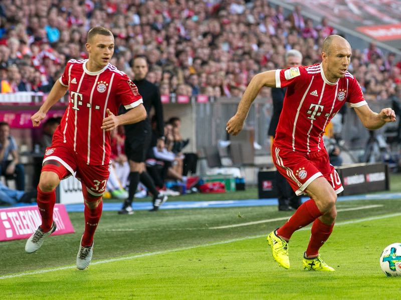 Jupp Heynckes Sets up Vintage Bayern Performance