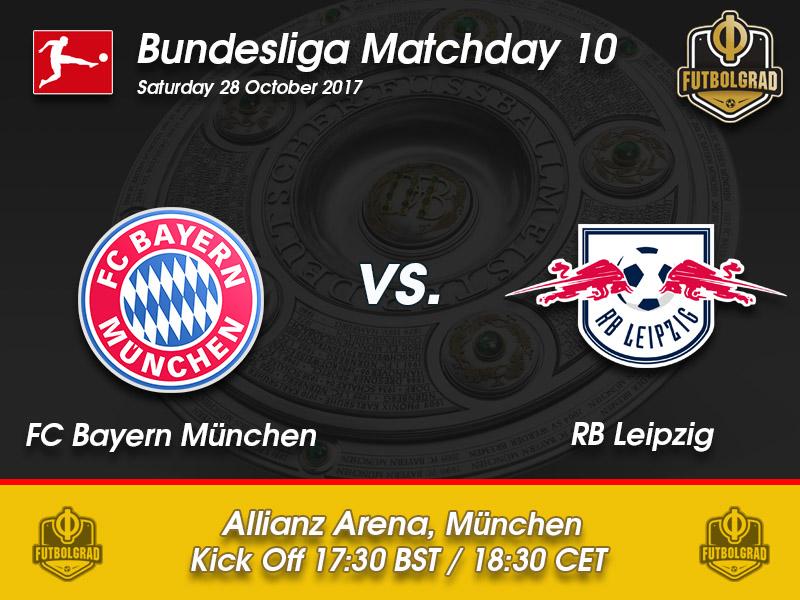 Bayern vs RB Leipzig – Bundesliga Preview