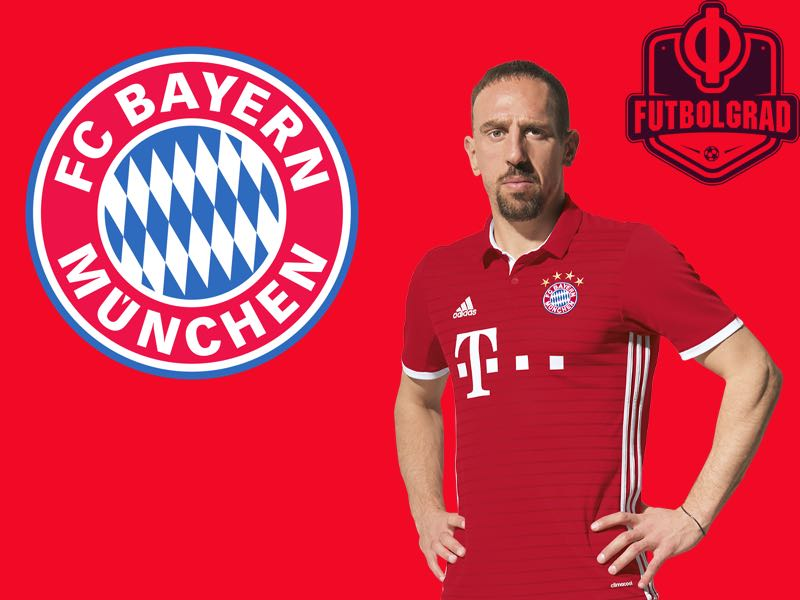 Frank Ribéry – Can Bayern Replace the French Winger?