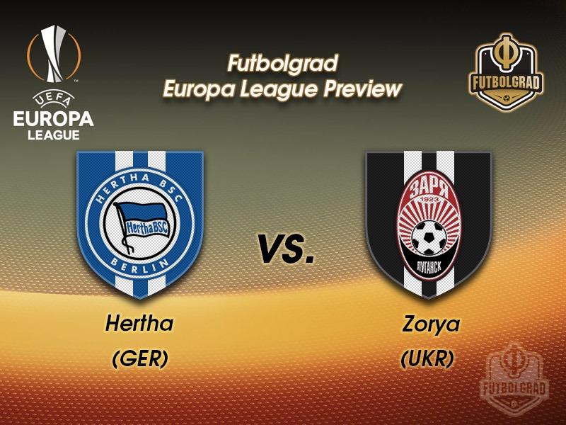 Hertha vs Zorya Luhansk – Europa League Preview
