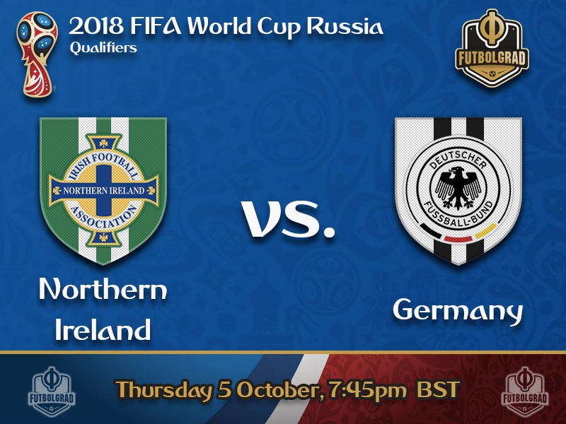 Northern Ireland vs Germany – Match Report