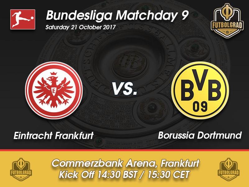 Frankfurt vs Borussia Dortmund – Bundesliga Preview