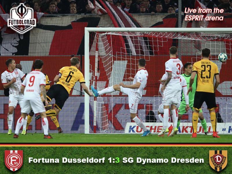 Fortuna Düsseldorf v Dynamo Dresden – Match Report