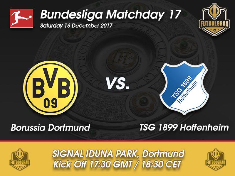 Borussia Dortmund vs Hoffenheim – Bundesliga – Preview