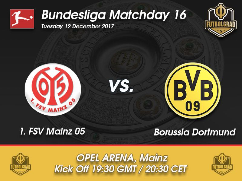Mainz vs Borussia Dortmund – Bundesliga – Preview
