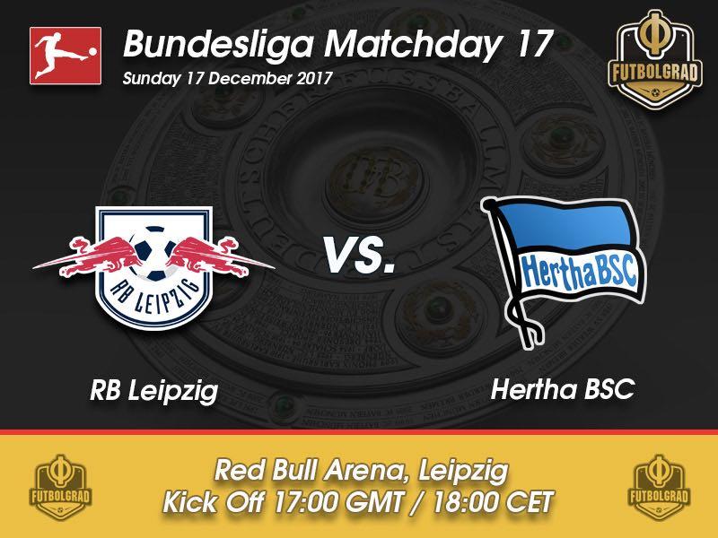 RB Leipzig vs Hertha – Bundesliga – Preview