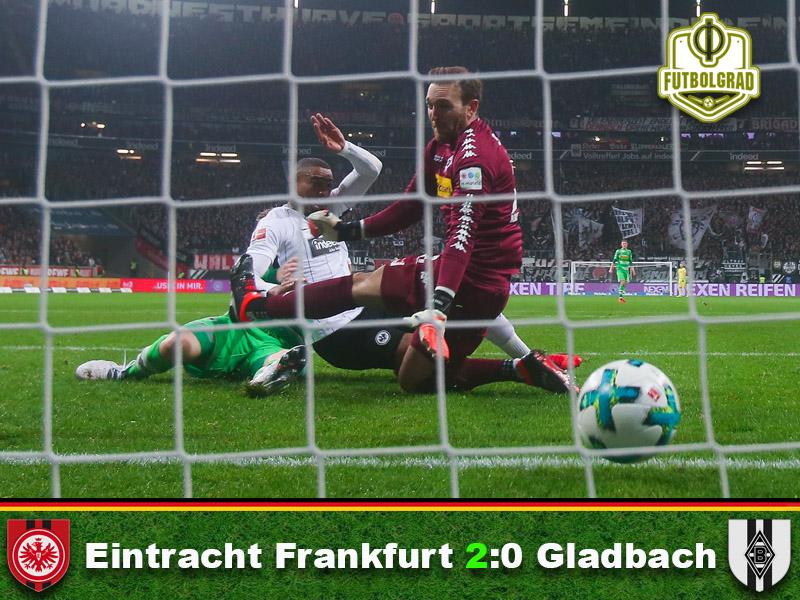 EintrachtFrankfurt vs Gladbach – Match Report