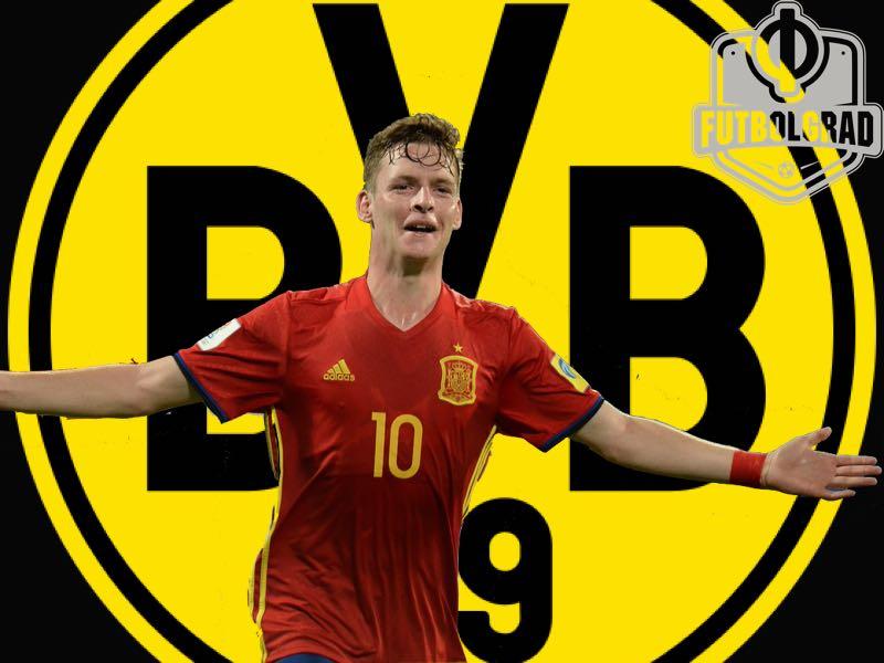Sergio Gomez – Another Wunderkind for Dortmund