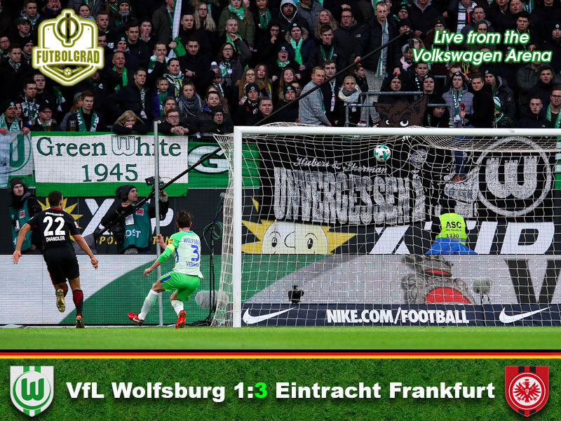Wolfsburg vs Eintracht Frankfurt – Match Report
