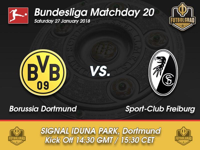 Borussia Dortmund vs Freiburg – Bundesliga – Preview
