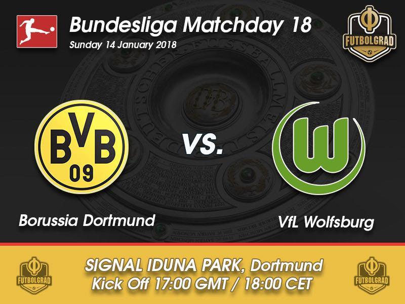 Borussia Dortmund vs Wolfsburg – Bundesliga – Preview