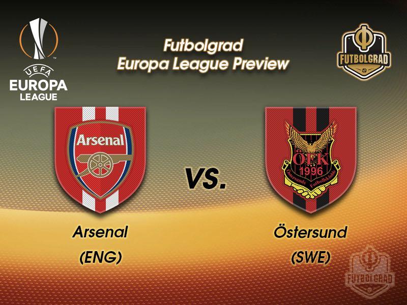 Arsenal vs Östersund – Europa League – Preview