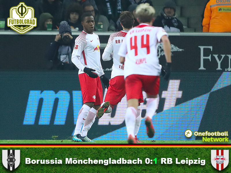 Gladbach vs RB Leipzig – Match Report