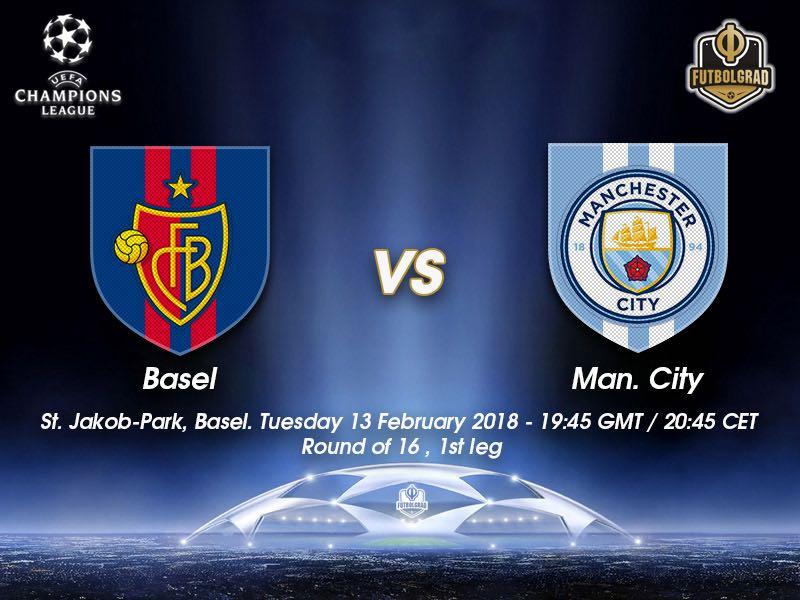 Basel vs Manchester City – Champions League – Preview