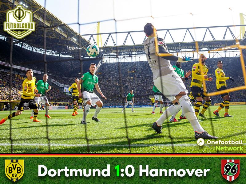 Dortmund vs Hannover – Bundesliga Match Report