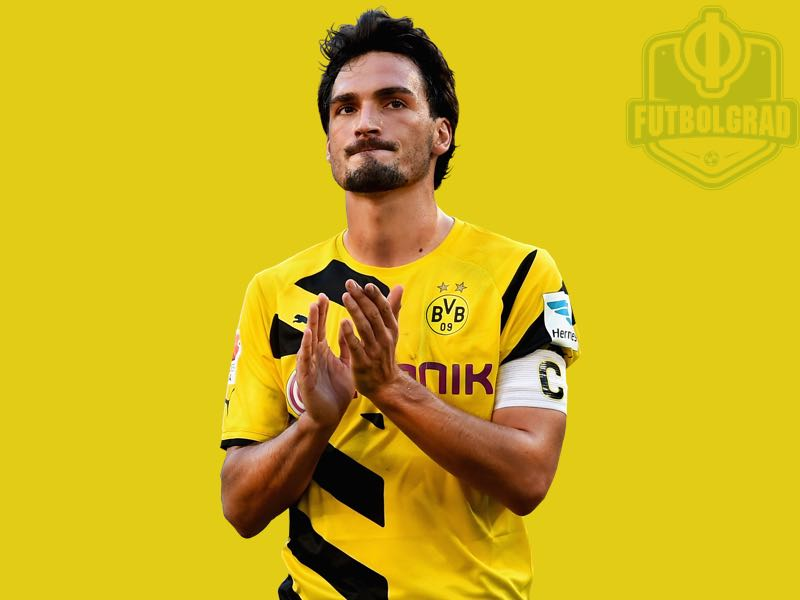 Hummels to BVB? Dortmund need to focus on finding the next Hummels instead