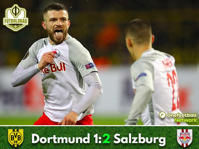 Borussia Dortmund vs Salzburg – Europa League – Match Report