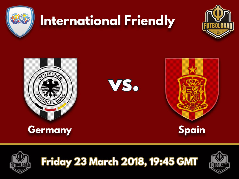 Germany vs Spain – International Friendly – Preview