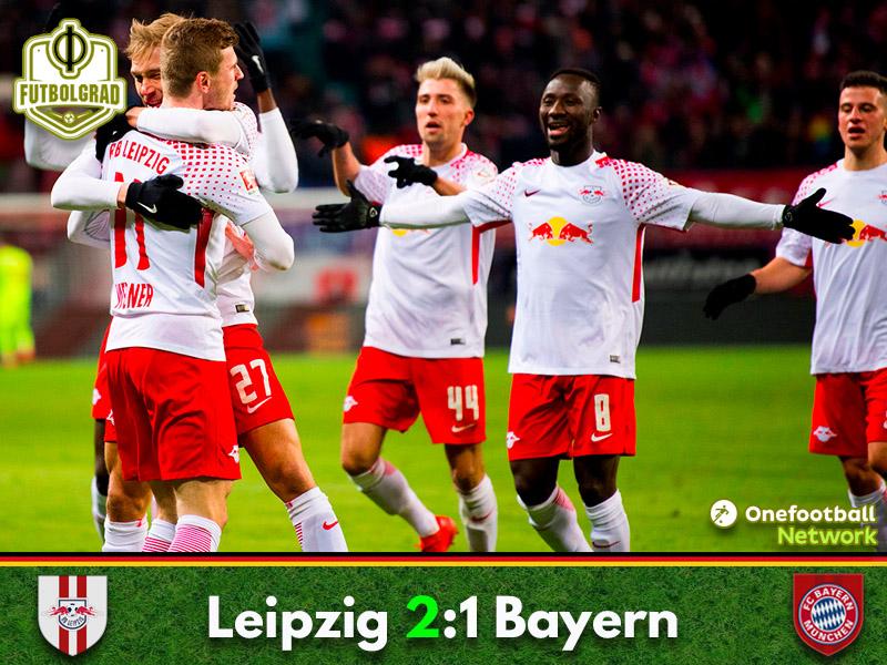 RB Leipzig vs Bayern – Bundesliga – Match Report