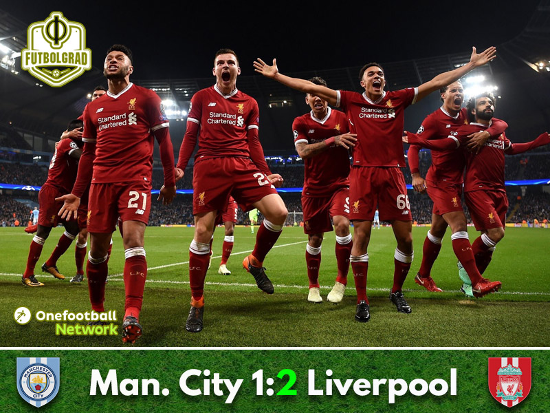 Liverpool weather City's storm to advance to the next round