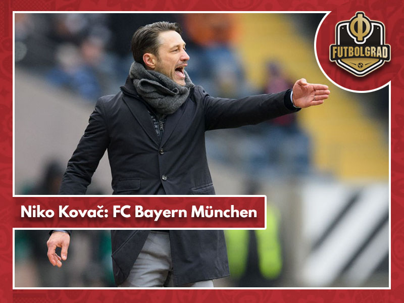Niko Kovac leaves Eintracht Frankfurt to join Bayern