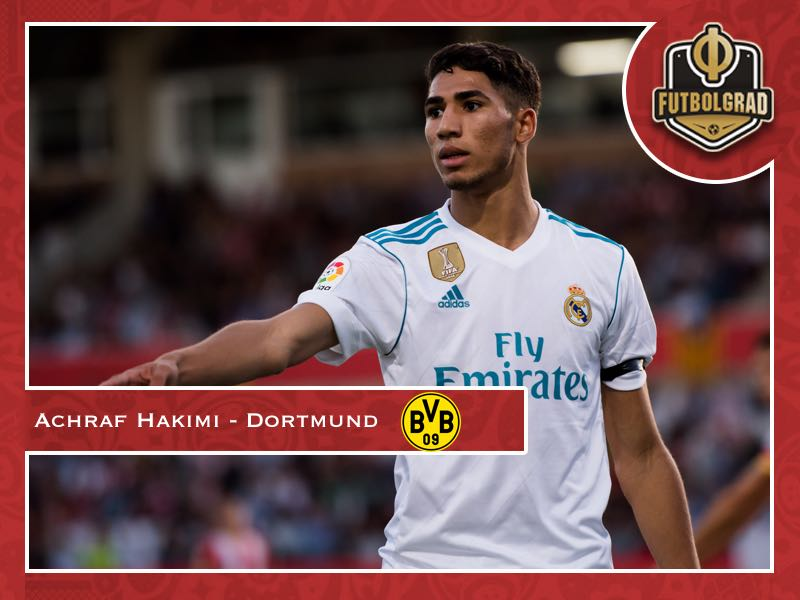 Achraf Hakimi – Morocco's World Cup star is BVB bound