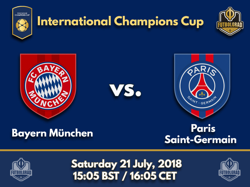 Bayern and PSG clash at the Wörthersee Stadion in Austria