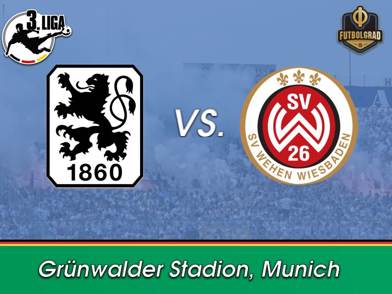 1860 Munich host Wehen Wiesbaden on the opening weekend of the Oktoberfest
