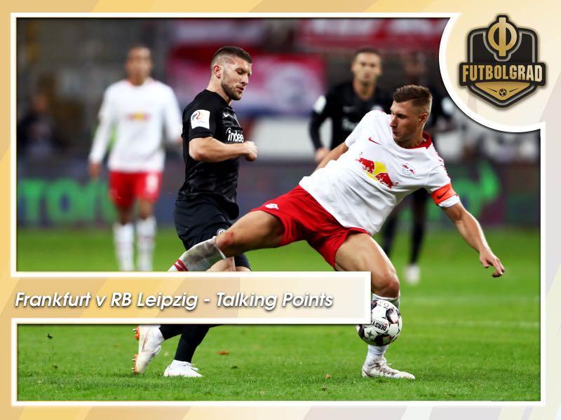 Eintracht Frankfurt v RB Leipzig – Four Talking Points