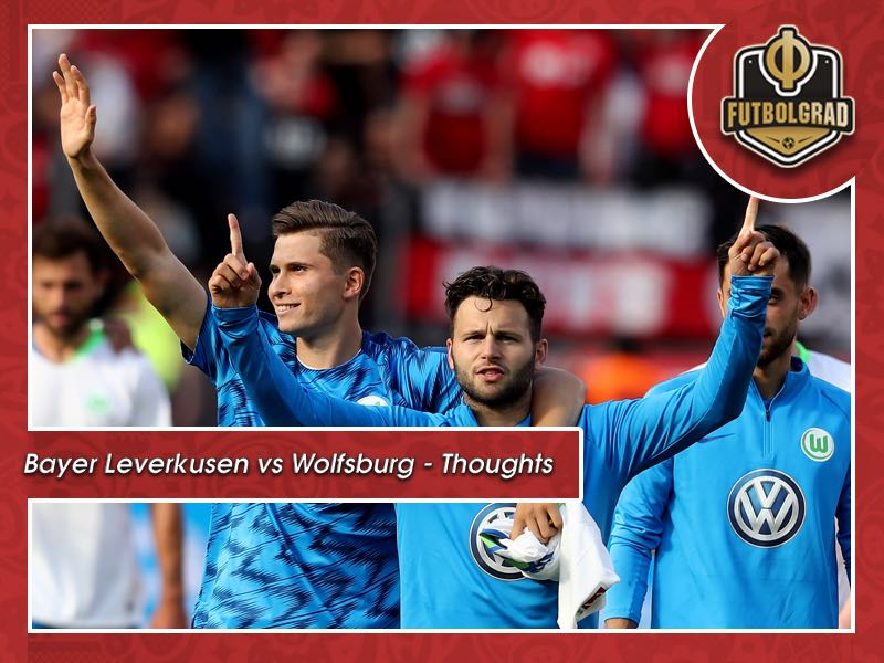 Five thoughts from Wolfsburg's convincing victory over Bayer Leverkusen