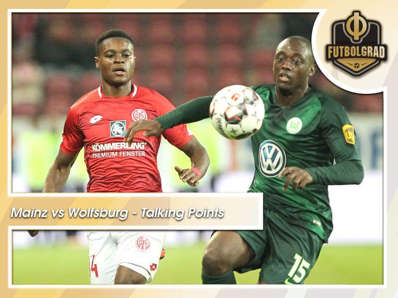 Mainz vs Wolfsburg – Four Talking Points