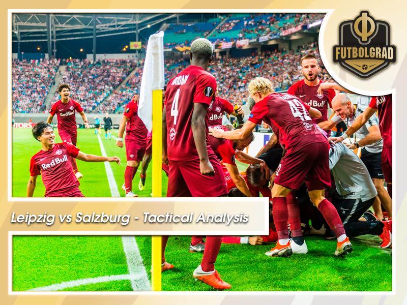 Leipzig vs FC Salzburg – Tactical Analysis