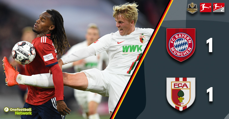 Felix Götze salvages one point for Augsburg against complacent Bayern