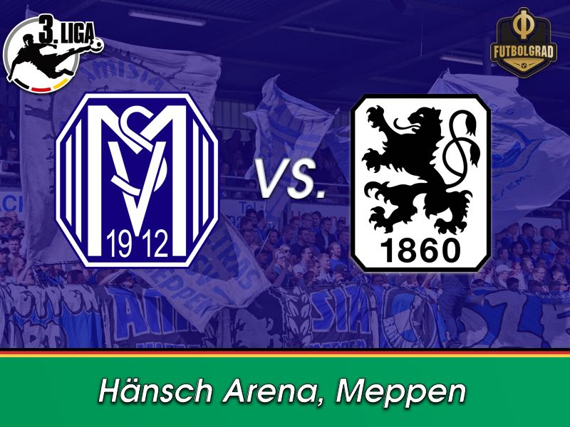 1860 Munich finally want to see out a match when they visit Meppen on Sunday