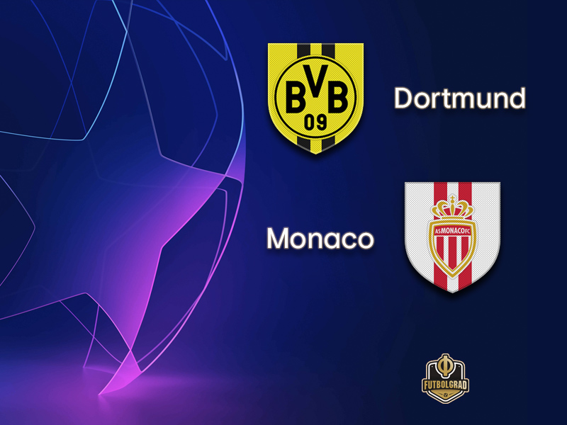 Borussia Dortmund want to come to terms with the past when they host Monaco on Wednesday