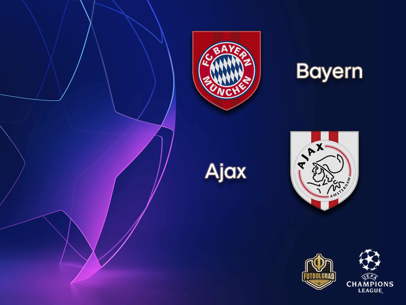 Bayern vs Ajax – Two of Europe's most historic sides clash in Munich