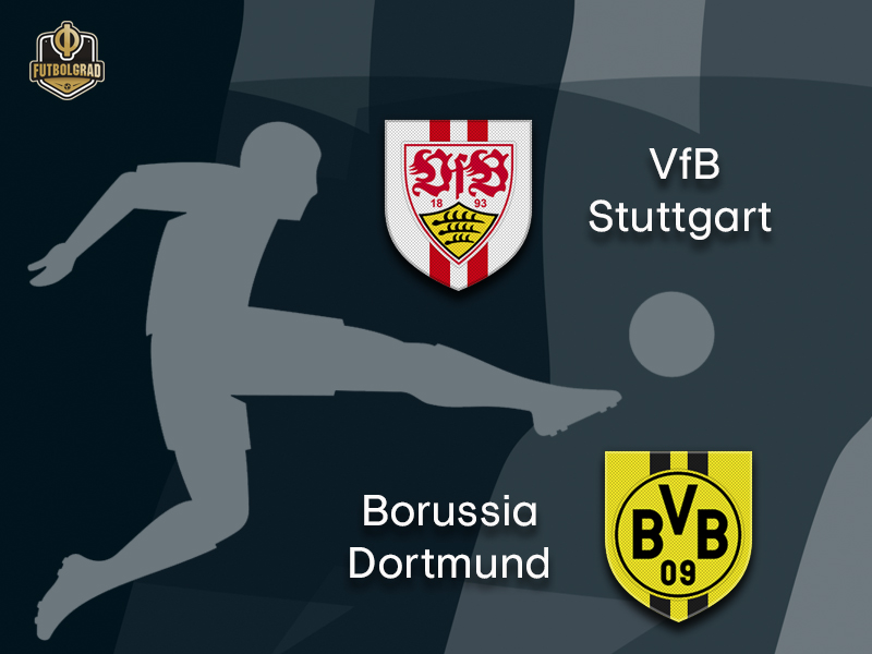 Stuttgart want to get out of the basement when they face high flying Borussia Dortmund