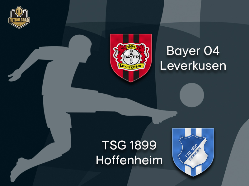 Leverkusen want to confirm positive trend against Hoffenheim