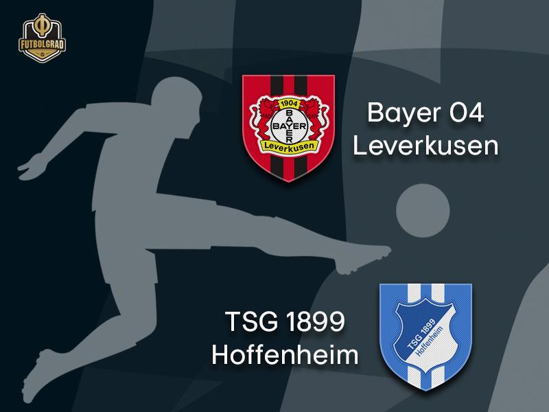 Leverkusen want to confirm positive trend against Hoffenheim