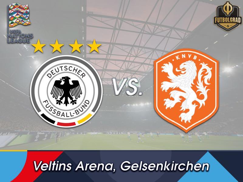Relegated Germany want revenge against the Netherlands