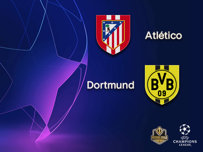 Atletico out for revenge against a high-flying BVB side